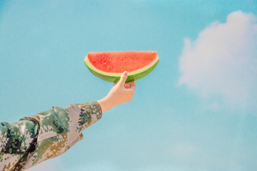 benefícios da melancia