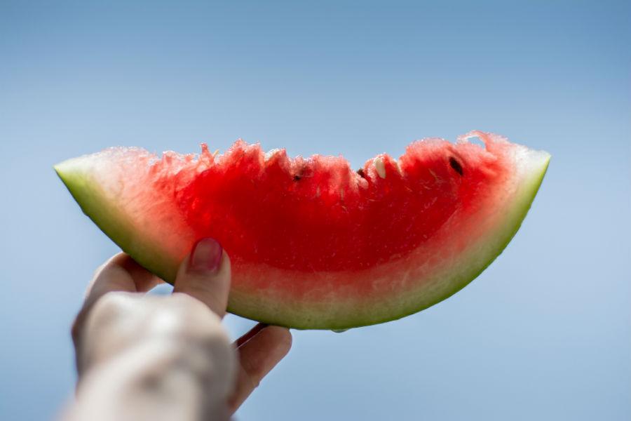 dieta da melancia detox