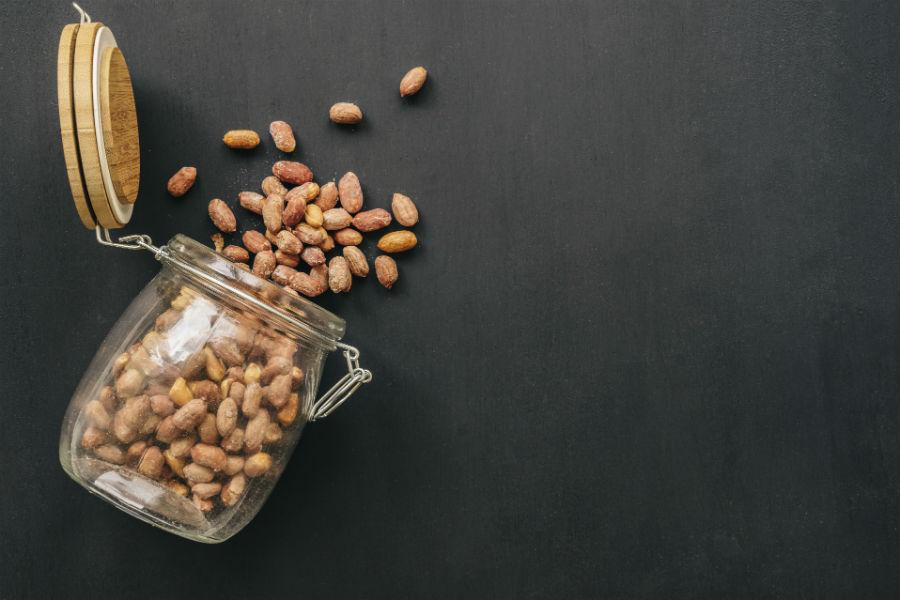 amendoim faz bem