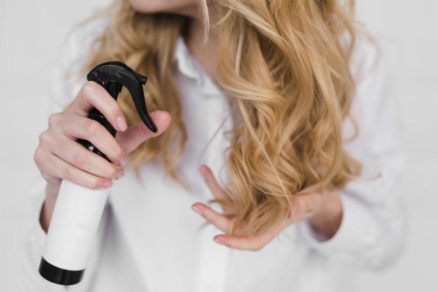 oleaginosas para o cabelo