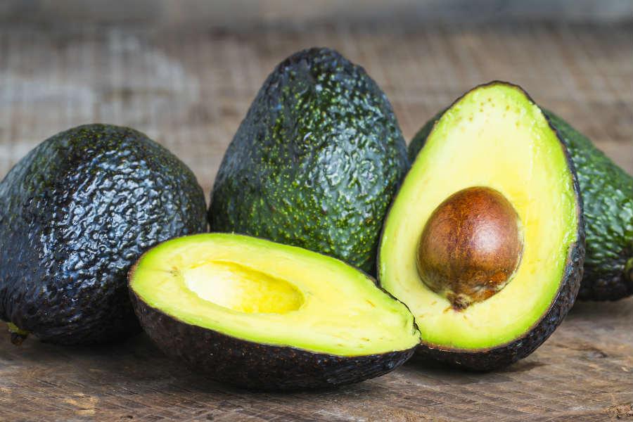abacate tem magnésio