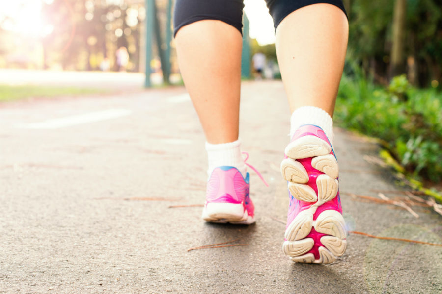 benefícios da corrida e caminhada