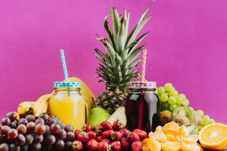 lista de frutas para diabéticos