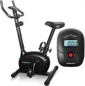Bicicleta Ergométrica Podiumfit V100 - Magnética - 8 Cargas Silenciosa