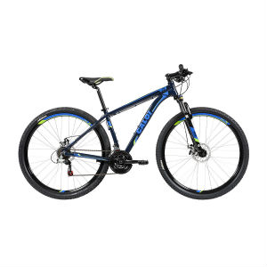 bicicleta Caloi azul