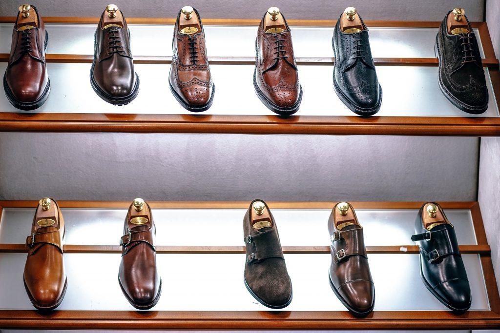 Escolha o sapato correto