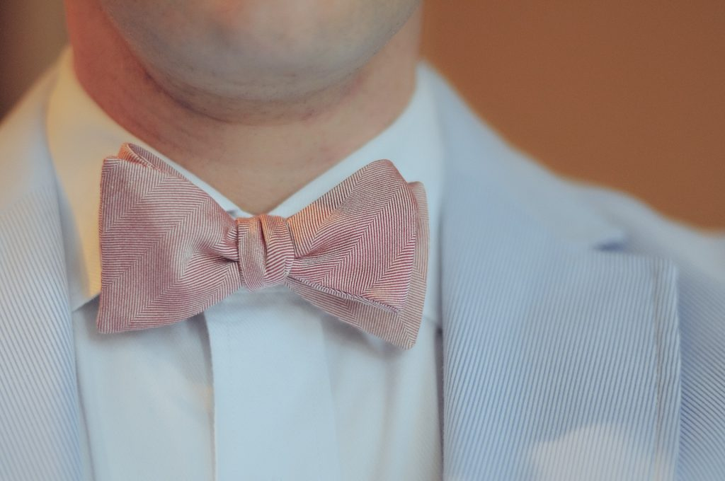 Combinar gravata com a cor da camisa